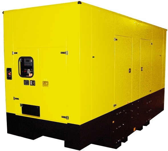 ORVALDI Genset -Silent canopy